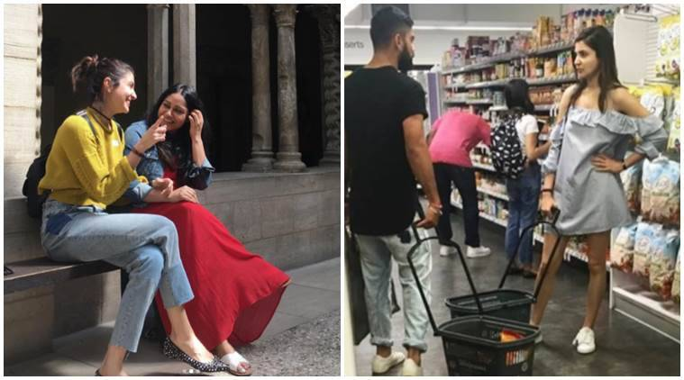 Virat Kohli holidays with Anushka Sharma, grocery shopping photos went viral