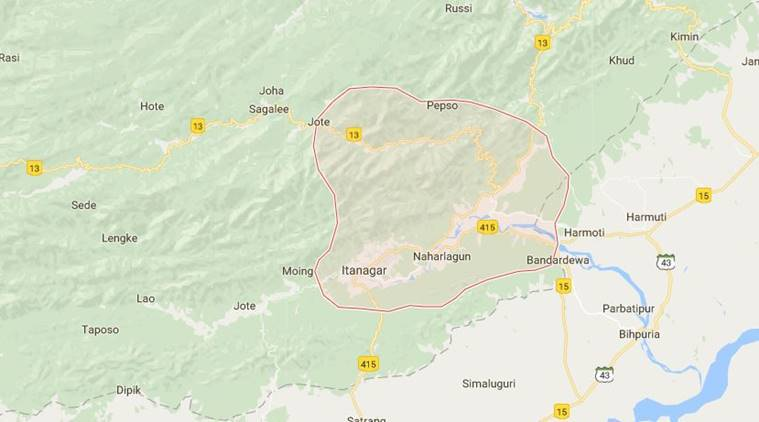 Indian chopper goes missing near China border