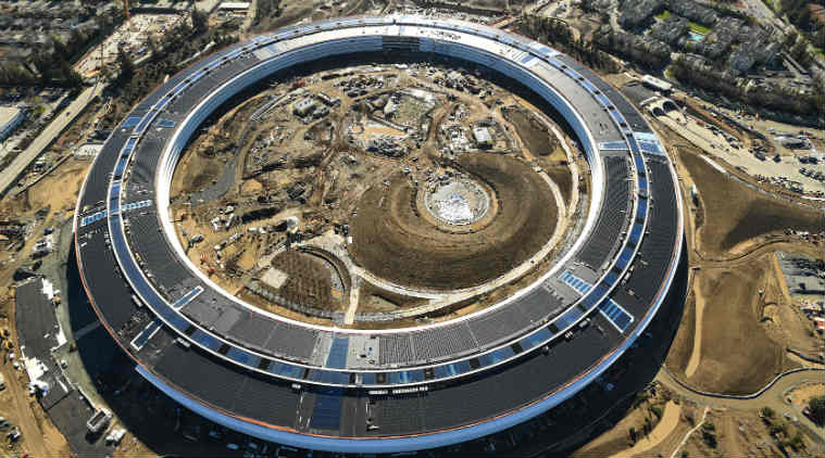 Apple Space Headquarters, Apple new campus, Apple Spaceship headquarters, Apple Headquarters cost, Apple Spaceship campus cost, Apple campus