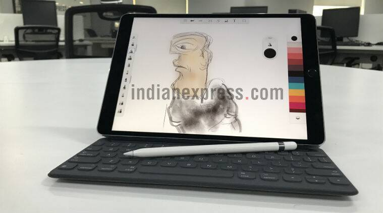 Apple, Apple iPad Pro, iPad Pro first impressions, New iPad Pro 10.5-inch first impression, Apple iPad 10.5-inch Price in India, Apple iPad 10.5-inch features, Apple iPad Pro new 10.5-inch specifications, Apple iPad, Apple iPad review, new iPad price