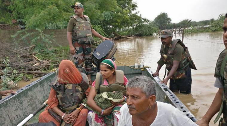Modi to visit State today to review flood problem