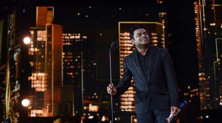 ar rahman, ar rahman concert, ar rahman concert pictures, ar rahman iifa concert
