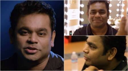 AR Rahman's One Heart trailer: This Concert film spotlights the man behind the exemplary music. Watch video