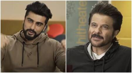 Mubarakan title song making: You've never seen Anil Kapoor doing a rap, says Arjun Kapoor. Watch video