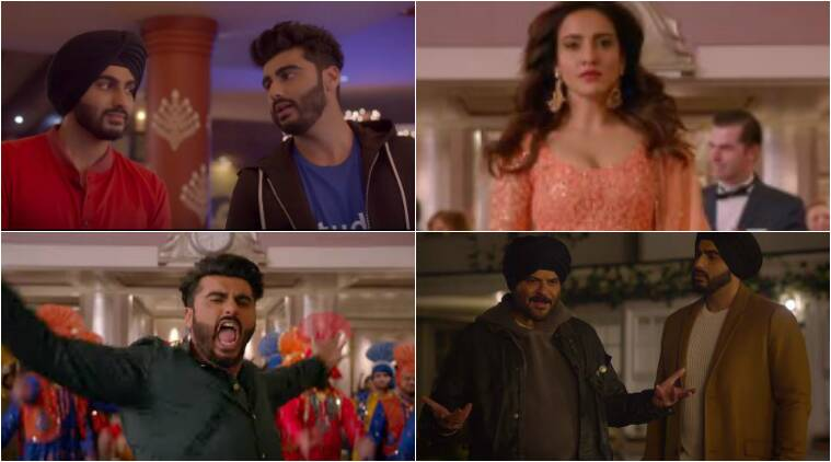 Mubarakan Trailer 2 released!