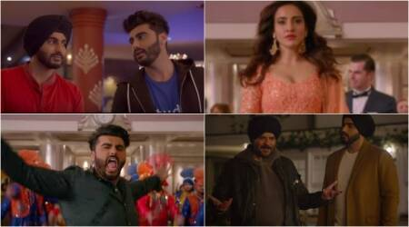 Mubarakan new trailer: Anil Kapoor introduces us to his mad family, and it's a laugh riot. Watch video