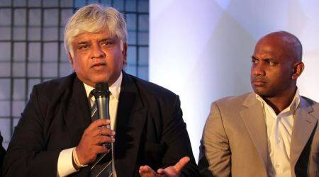 arjuna ranatunga, arjuna ranatunga match fixing, 2011 world cup, india vs sri lanka 2011 final, cricket news, cricket, sports news, indian express
