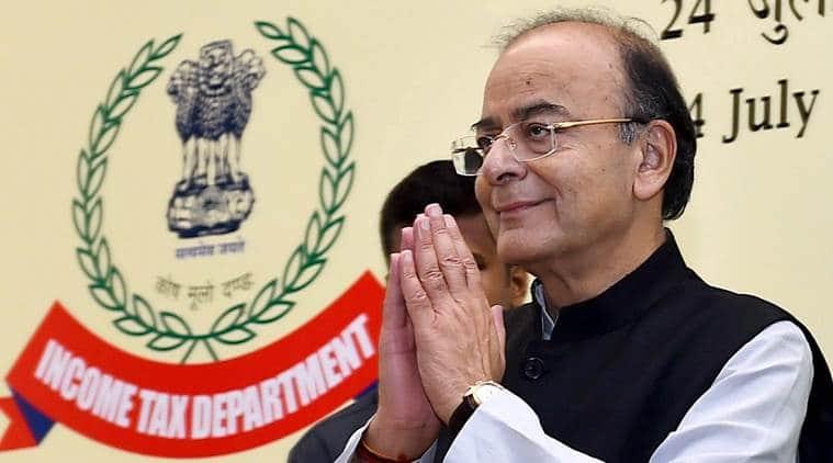 arun jaitley, benami law, pan-aadhar linkage, demonetisation, multiple pan cards, lalu prasad yadav raids,income tax day