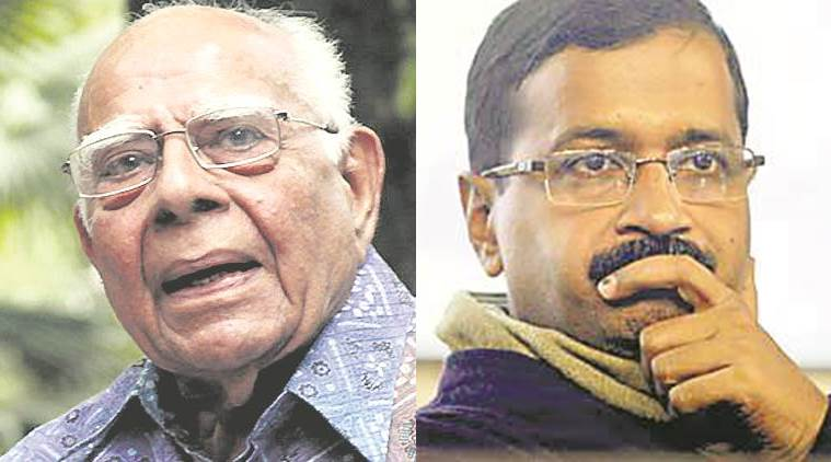 Arvind Kejriwal, Ran Jethmalani, Arun Jaitley, Defamation case by Arun Jailey, Arvind Kejriwal Defamation case, India news, National news, Delhi news,