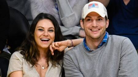 Ashton Kutcher says Mila Kunis was upset with him