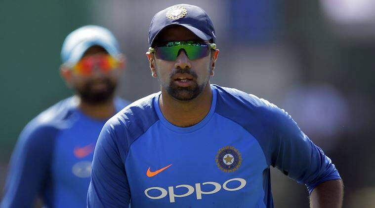 R Ashwin, India vs Sri Lanka, Indian Express