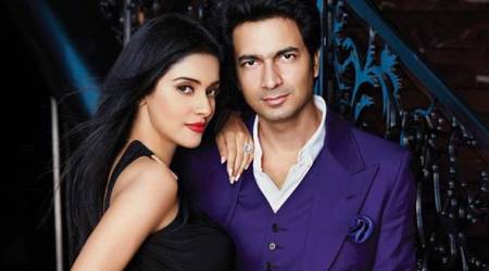 Asin and husband Rahul Sharma are a power couple and their chemistry off the charts. See photos