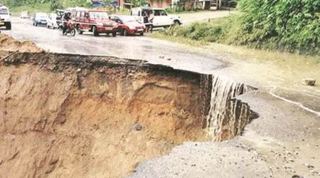 Assam floods, flood in Assam, rainfall, Assam rainfall, assam landslides, Assam weather,