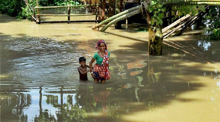 Assam flood situation turns for the worse