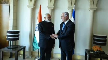 India, Israel ink 7 agreements