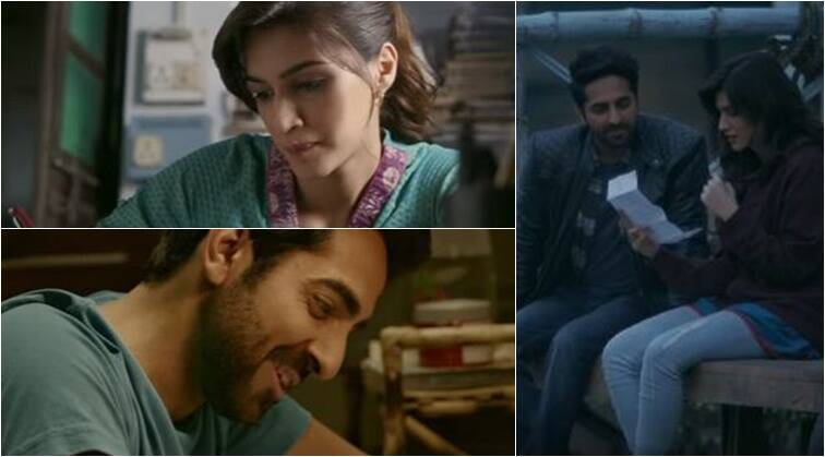 Kriti-Ayushmann perfectly display small town romance in Bareilly Ki Barfi's song