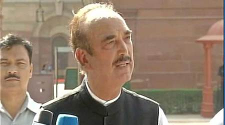 Not religion, lynching is about Parivar vs all: Ghulam Nabi Azad