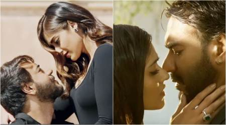 Baadshaho song Mere Rashke Qamar: Ajay Devgn-Ileana D'Cruz romance and Nusrat Fateh Ali Khan's voice make it special. Watch video