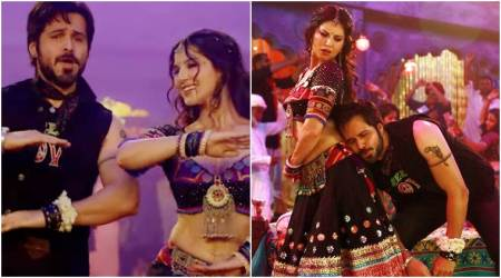 Baadshaho song Piya More: Emraan Haashmi and Sunny Leone's song is naughty, yet nice. Watch video