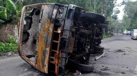 West Bengal violence: BJP, Left, Congress leaders not allowed to visit Baduria
