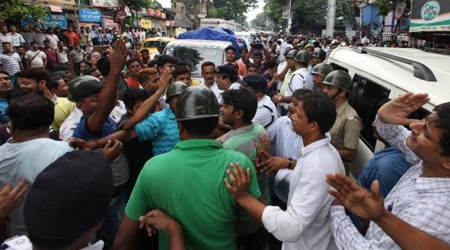 West Bengal communal violence: Fresh protests in Basirhat; don't need additional forces, Mamata govt tellsMHA