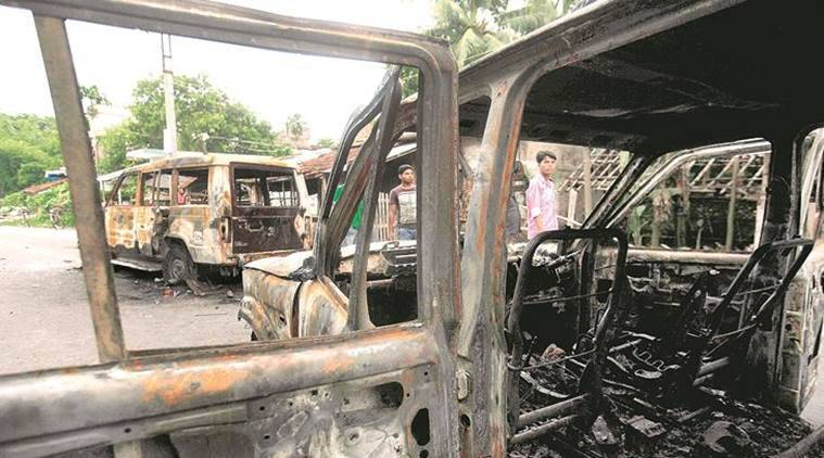 Basirhat Communal Violence, West Bengal's North Parganas district, Baduria Violence, Trinamool Congress, Mamata Banerjee, Communal incidents in West Bengal, West Bengal News, Indian Express News