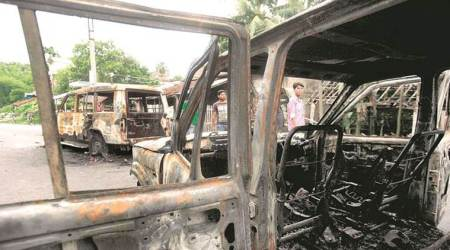 Quelling a Facebook riot in WestBengal