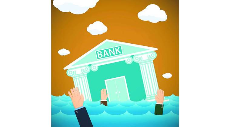 reserve bank of india, rbi, bank loans, bad loans, loans on indian banks, indian bank loans, debt on companies, economy, business news, indian express news