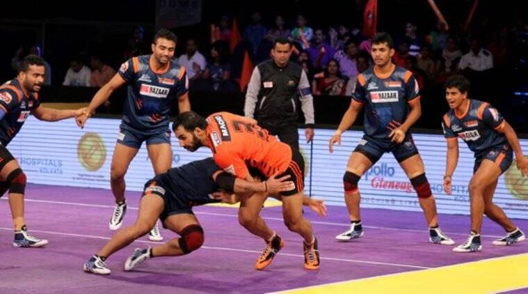 Pro Kabaddi League 2017, PKL season 5, Pro Kabaddi League, Bengal warriors PKL, Bengal Warriors, Surjeet singh PKL , Surjeet singh Bengal warriors, Pro kabaddi league news, sports news, indian express