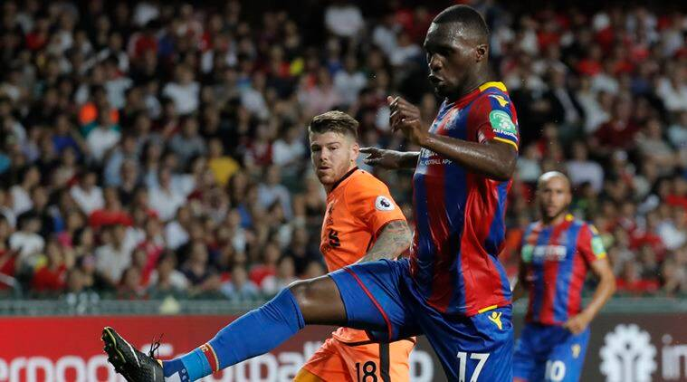 Crystal Palace, Christian Benteke, English Premier League, FIFA World Cup. Liverpool