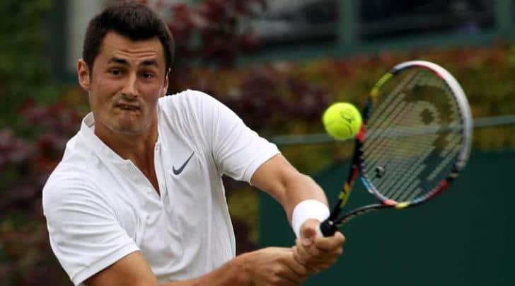 Wimbledon 2017 , Mischa Zverev, Bernard Tomic, Tomic Wimbldeon, tennis news, sports news, indian express