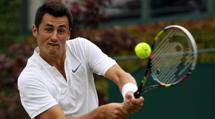 Bernard Tomic, Tennis, Indian Express