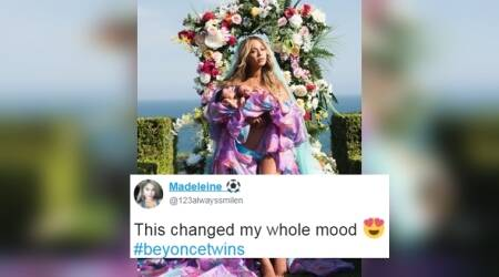 Twitterati cannot keep calm as Beyoncé finally posts pictures of her twins