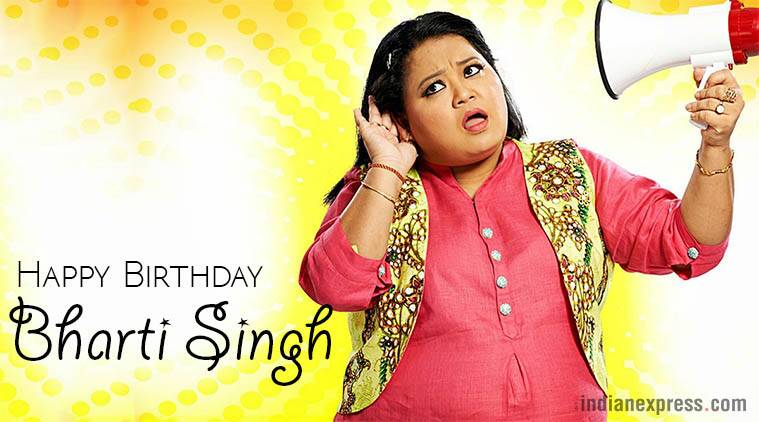 Bharti singh, Bharti singh birthday, Bharti singh birthday plans, Bharti singh first audition,  Bharti singh age,  Bharti singh the kapil show,  Bharti singh life,  Bharti singh old images