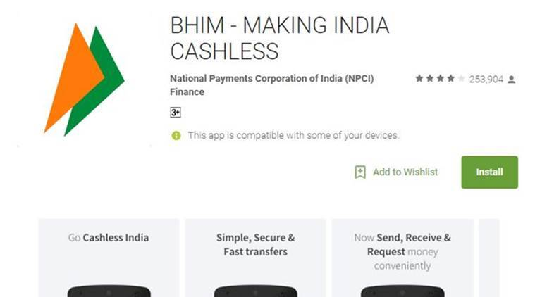 BHIM app, Bhim transactions, What is Bhim, Bhim users, IT Minister Ravi Shankar Prasad, BHIM app Transactions, technology, tech news