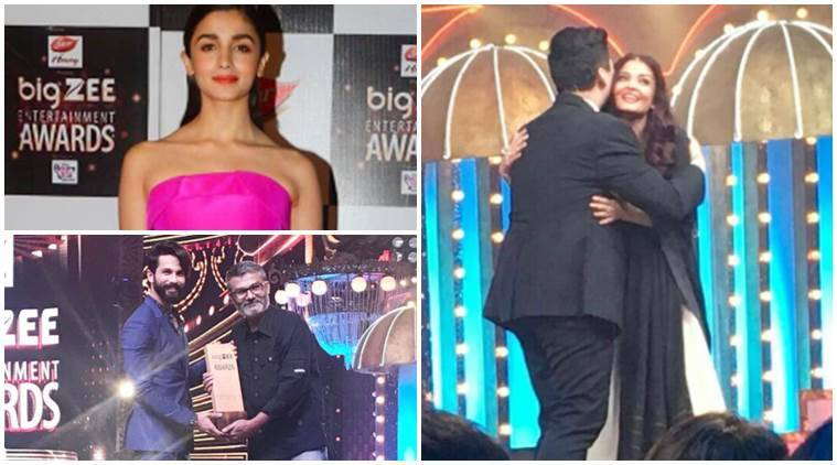 Big Zee Awards: Alia Bhatt, Disha Patani and other best dressed stars