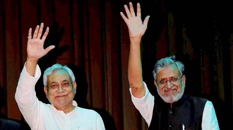 Nobody strong enough to take on Modi in 2019: Nitish Kumar