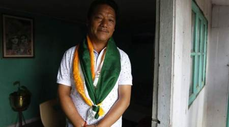 GJM chief Bimal Gurung writes to CM Mamata Banerjee for political dialogue