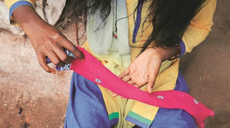 rural madhya pradesh, menstrual hygiene, menstrual health management, birhuliya, anganwadi, Umaria district, free sanitary napkins, National Family Health Survey