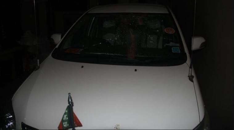 kerala bjp office, kerala bjp office attack, Kerala news, cpi(m). cpi(m) attacks kerala bjp office, kerala bjp