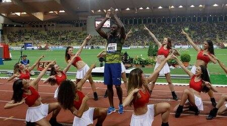 Usain Bolt breaks 10 seconds for first time this season