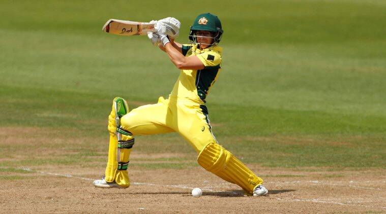 Nicole Bolton, ICC Women's World Cup 2017, Australia vs South Africa