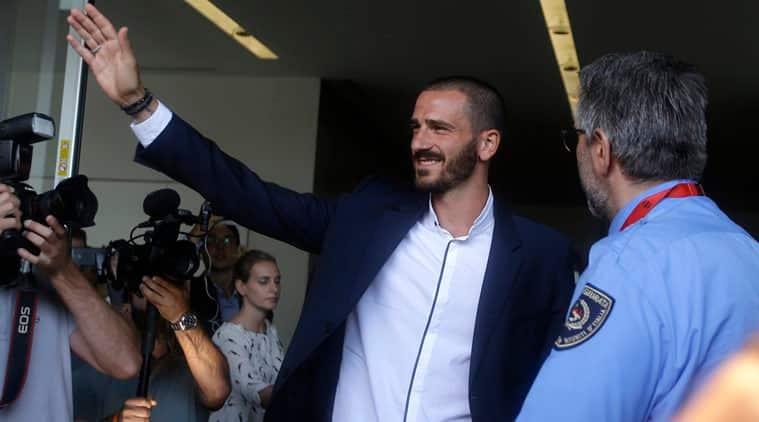 Leonardo Bonucci, Inter Milan, AC Milan, Juventus, Champions League, Seria A