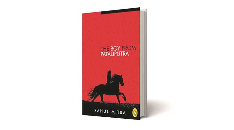 The Boy from Pataliputra, Rahul Mitra, Boy from Pataliputra book review, Indian Express