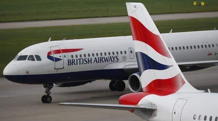 british airways, british airways strike, airlines pay strike, ba strike, business news, aviation news, latest news, indian express