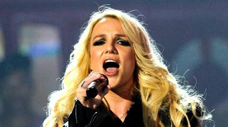Britney Spears performs for 55000 fans in Israel