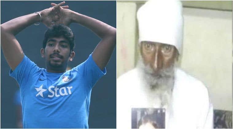 jasprit bumrah, jasprit bumrah grandfather, india cricket, bumrah family