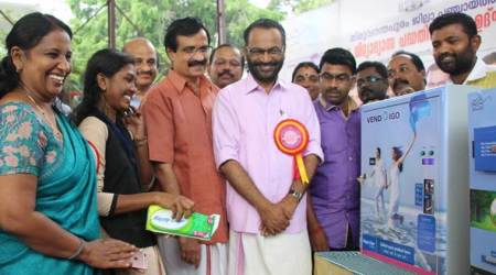 Free sanitary napkins for school girls as part of Kerala govt, HLL initiative