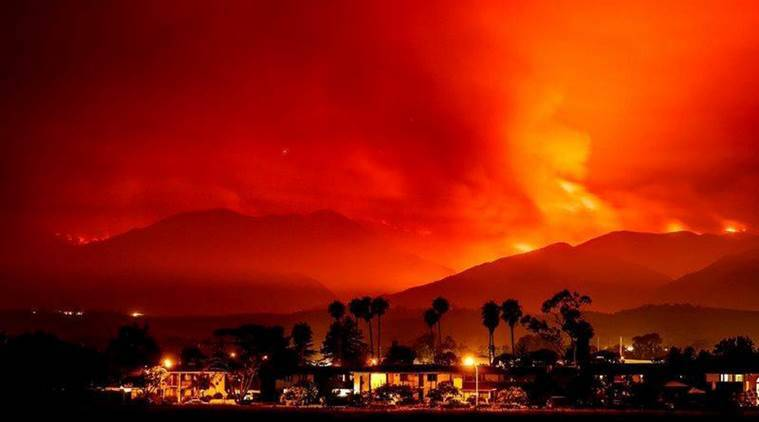 california fire, wildfire, fire, western us, canada, fire evacuation, fire destruction, fire killed