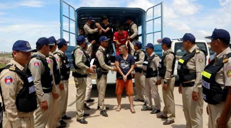 Cambodia deports Chinese nationals, Chinese nationals deported by Cambodia, Cambodia news, latest news, world news, Latest news, international news